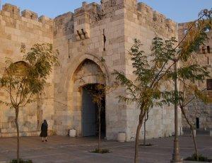 Фото Яффские ворота