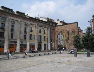 Колонны Сан-Лоренцо