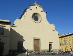Церковь Санто Спирито
