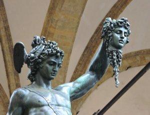 Персей с головой Медузы