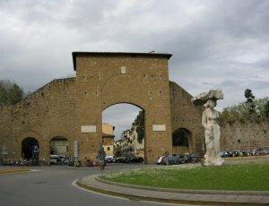 Порта Романа – Римские ворота