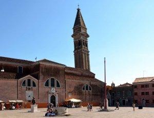 Фото Церковь Сан-Мартино Бурано
