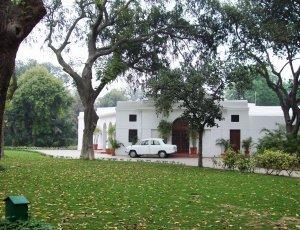 Мемориальный музей Индиры Ганди