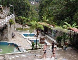 Общественная баня Baños Termales