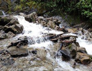Водопады Алькамайо