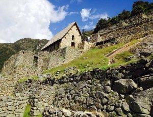 Ворота Старого города в Мачу-Пикчу