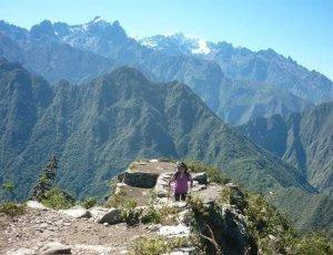 Гора Серро Мачу Пикчу