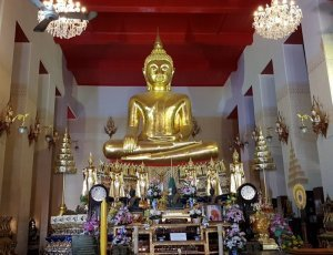 Храм Ват Махатхат