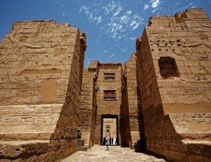 Великий храм Мединет Абу