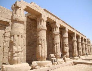 Поминальный храм Сети I