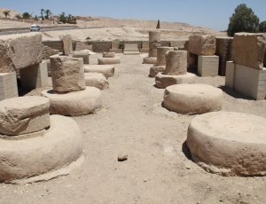 Погребальный храм Меренптах