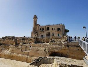 Гробница пророка Самуила