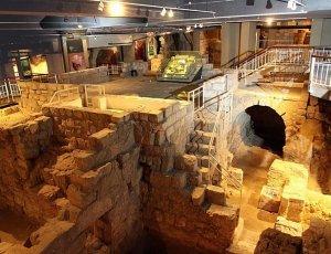 Археологический музей Воль