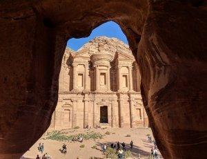 Фото Храм Ад-Дэйр