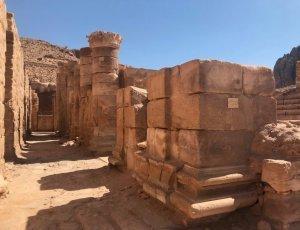 Фото Великий Храм в Петре