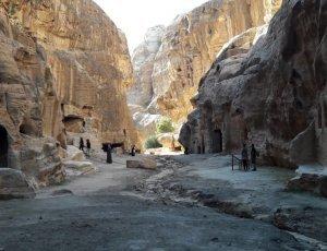Siq Al Barid Temple