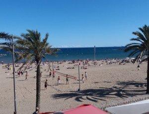 Пляж Новой Икарии
