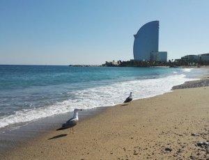 Фото Пляж Сан Себастьян