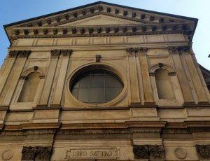 Церковь Санта Мария прессо Сан Сатиро