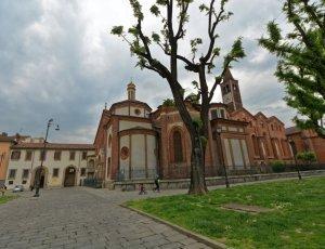 Церковь Сант-Эусторджо