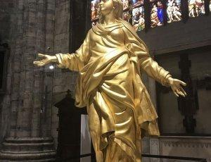 Статуя Девы Марии «Мадоннина»