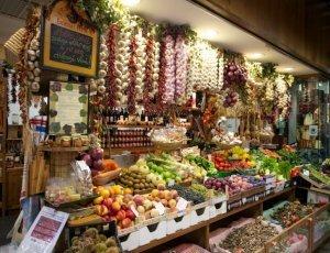 Рынок Сан Лоренцо
