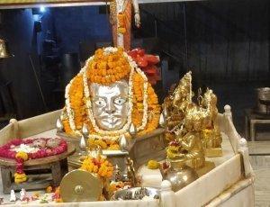 Храм Манкамешвар