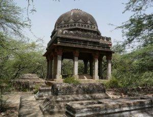 Археологический парк Мехраули