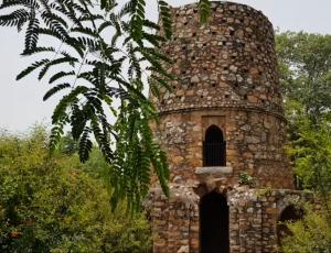 Башня Воров Чор-Минар
