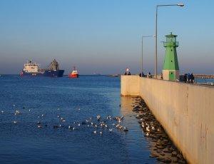 Фото Маяк Нового порта