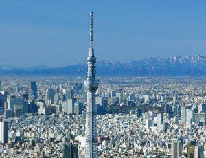 Башня Токио Скай Три