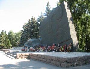 Фото Памятник воинской Славы