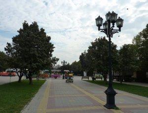 Парк Плевен