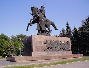 Памятник Красноармейцам