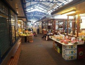 Старый Клепаровской рынок