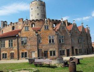 Крепость Вейксельмюнде
