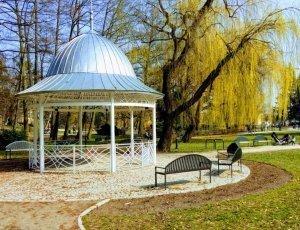 Оруньский парк