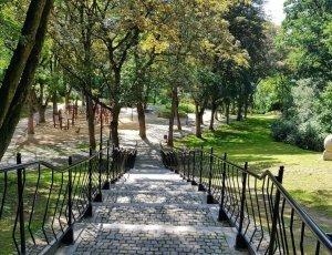 Городской парк Ян III Собесского