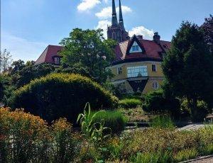 Ботанический сад Вроцлавского университета