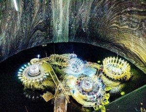 Соляная шахта в Турда