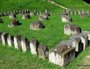Место археологических раскопок Сармизегетуза