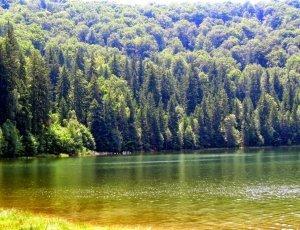 Озеро Сфынта-Ана