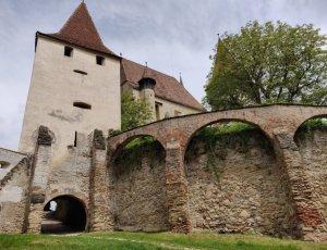 Бертанская укрепленная церковь
