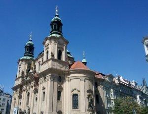 Церковь Святого Николая на Малостранской площади
