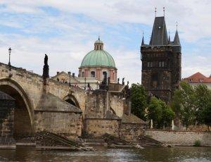 Фото Староместская мостовая башня