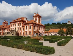 Летний дворец Троя