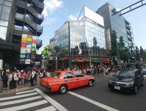 Улица Такешита Дори