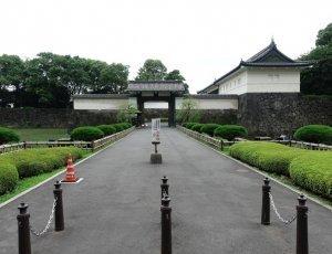 Восточные сады Императорского дворца
