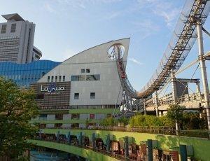 Парк аттракционов «Tokyo Dome City»
