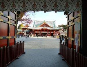 Храм Канда